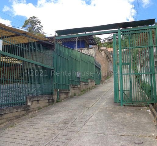Terreno Distrito Metropolitano>Caracas>Las Marias - Venta:180.000 Precio Referencial - codigo: 21-20814