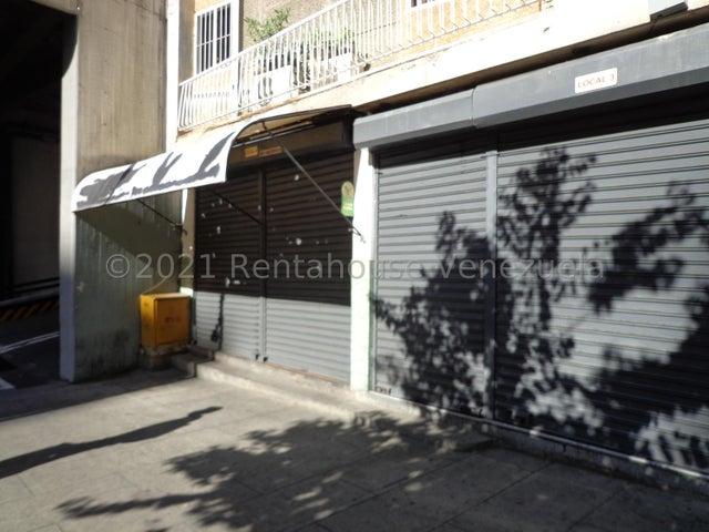 Local Comercial Distrito Metropolitano>Caracas>Chacao - Venta:300.000 Precio Referencial - codigo: 21-20880