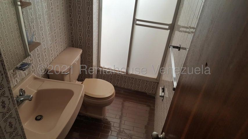 Apartamento Distrito Metropolitano>Caracas>Santa Ines - Venta:105.000 Precio Referencial - codigo: 21-21365