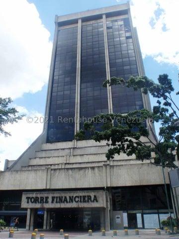 Oficina Distrito Metropolitano>Caracas>Bello Monte - Venta:96.000 Precio Referencial - codigo: 21-21673