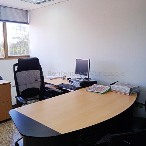 Oficina Distrito Metropolitano>Caracas>Los Palos Grandes - Alquiler:2.700 Precio Referencial - codigo: 21-25228
