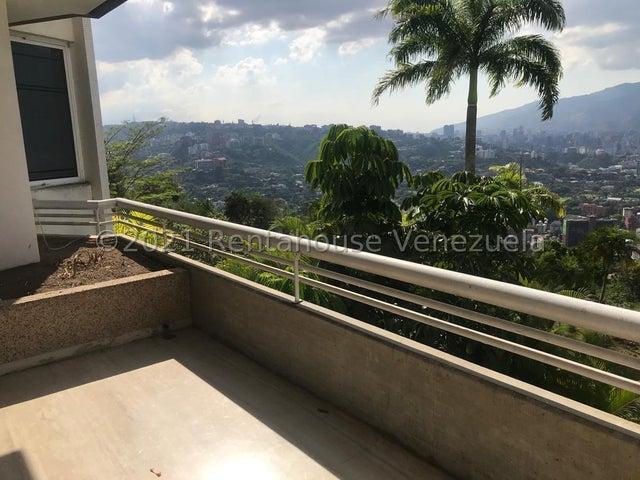 Apartamento Distrito Metropolitano>Caracas>Lomas de San Roman - Alquiler:1.200 Precio Referencial - codigo: 21-3627