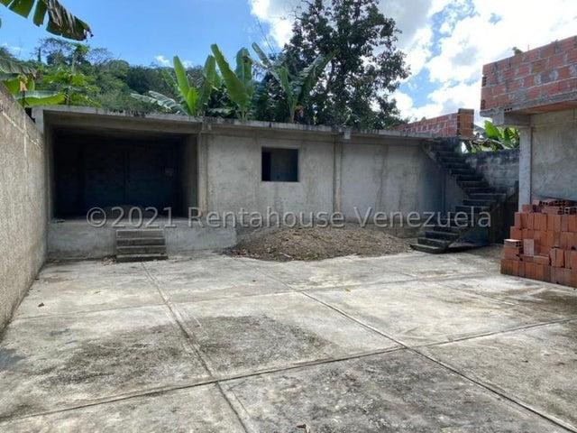 Terreno Vargas>Municipio Vargas>Caruao - Venta:23.000 Precio Referencial - codigo: 21-22616