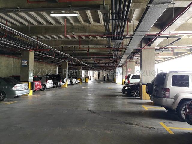 Oficina Distrito Metropolitano>Caracas>Macaracuay - Alquiler:900 Precio Referencial - codigo: 21-22555