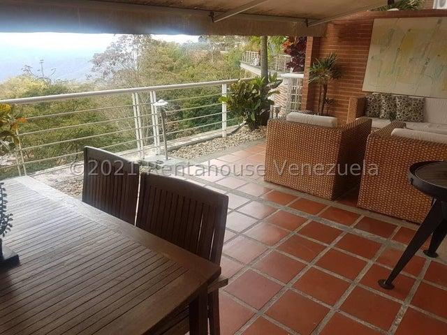 Apartamento Distrito Metropolitano>Caracas>Caicaguana - Alquiler:600 Precio Referencial - codigo: 21-22547