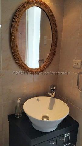Apartamento Distrito Metropolitano>Caracas>El Encantado - Venta:40.000 Precio Referencial - codigo: 21-22611