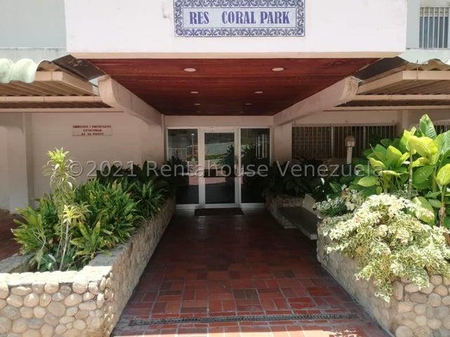 Apartamento Vargas>Parroquia Caraballeda>Los Corales - Venta:14.000 Precio Referencial - codigo: 21-22638
