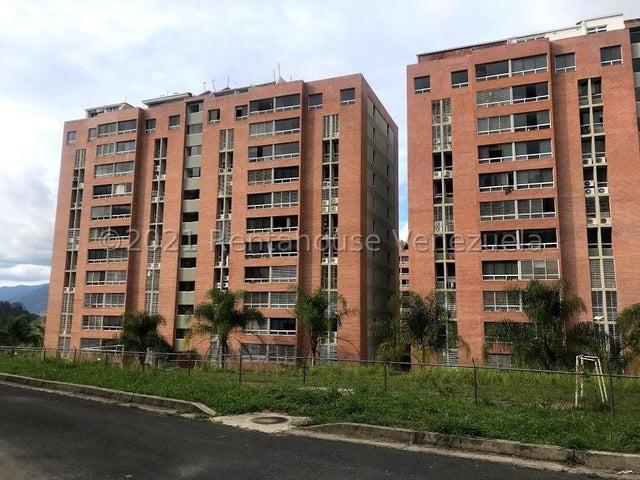 Apartamento Distrito Metropolitano>Caracas>El Encantado - Venta:37.000 Precio Referencial - codigo: 21-22656