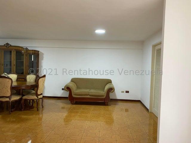 Apartamento Distrito Metropolitano>Caracas>La Alameda - Alquiler:520 Precio Referencial - codigo: 21-22829