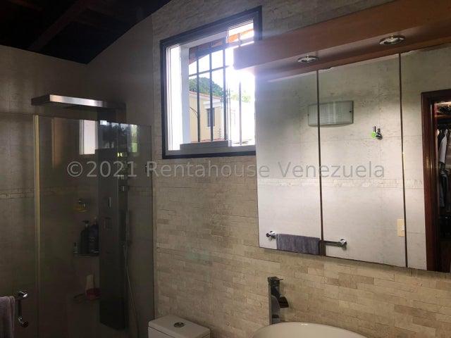 Casa Distrito Metropolitano>Caracas>Prados del Este - Venta:680.000 Precio Referencial - codigo: 21-22615