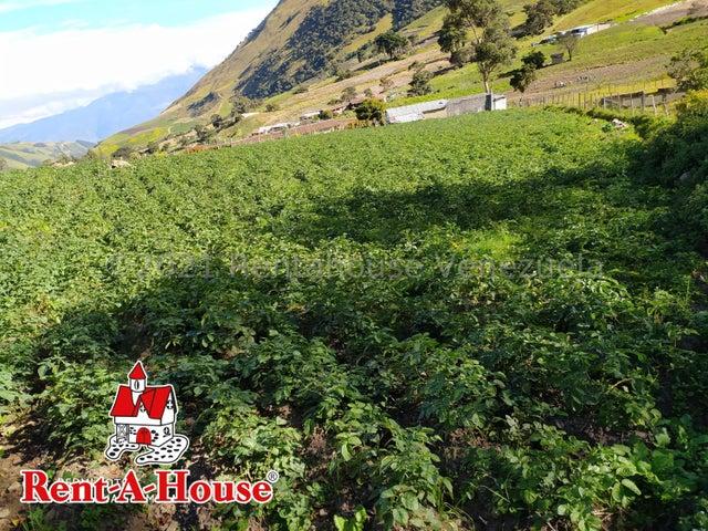 Terreno Tachira>San Cristobal>Tachira - Venta:119.000 Precio Referencial - codigo: 21-22884