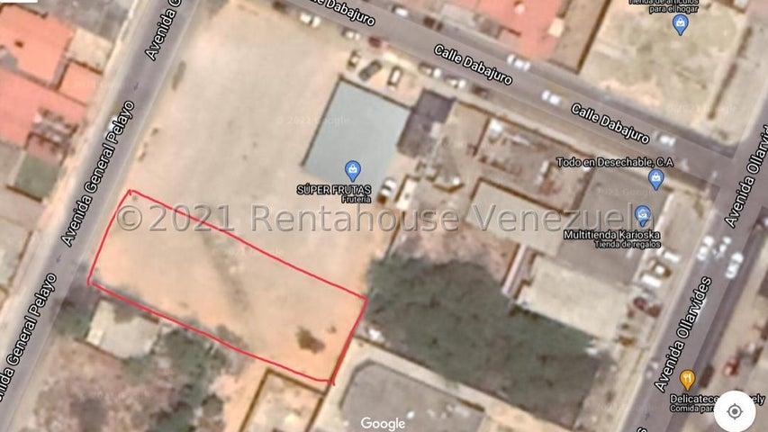 Terreno Falcon>Punto Fijo>Puerta Maraven - Venta:45.000 Precio Referencial - codigo: 21-22911