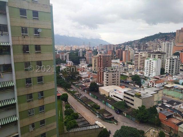 Apartamento Distrito Metropolitano>Caracas>El Paraiso - Venta:35.000 Precio Referencial - codigo: 21-22921