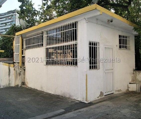 Oficina Distrito Metropolitano>Caracas>Los Rosales - Alquiler:180 Precio Referencial - codigo: 21-22928