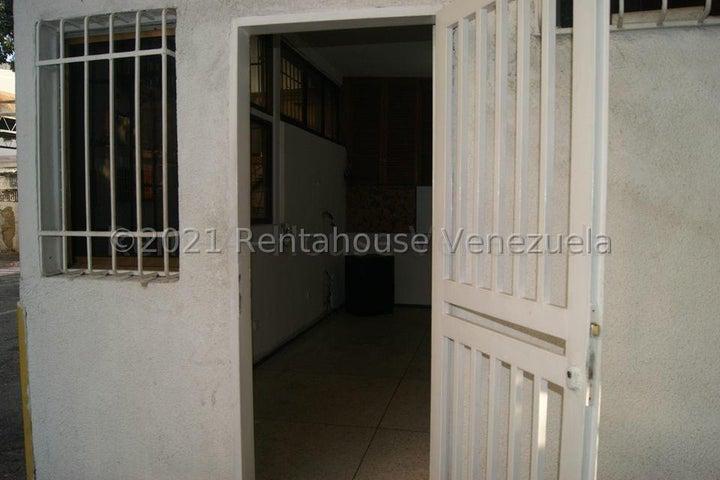 Oficina Distrito Metropolitano>Caracas>Los Rosales - Venta:12.000 Precio Referencial - codigo: 21-22929