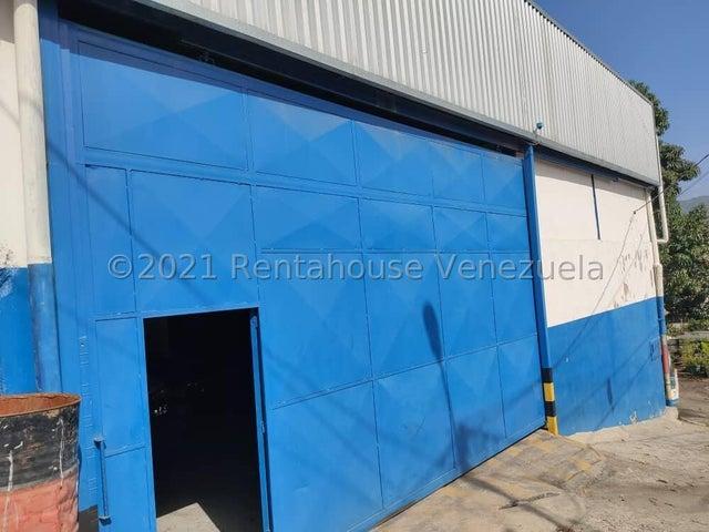 Galpon - Deposito Miranda>Guatire>El Ingenio - Alquiler:250 Precio Referencial - codigo: 21-23187