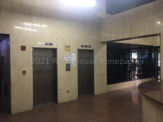 Oficina Distrito Metropolitano>Caracas>El Recreo - Venta:35.000 Precio Referencial - codigo: 21-23480