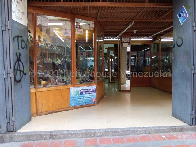 Local Comercial Distrito Metropolitano>Caracas>Parroquia La Candelaria - Venta:680.000 Precio Referencial - codigo: 21-23662