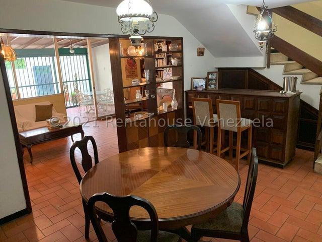 Casa Distrito Metropolitano>Caracas>Macaracuay - Venta:110.000 Precio Referencial - codigo: 21-24405