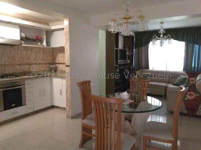 Apartamento Aragua>Turmero>Conjunto Residencial Las Carolinas II - Venta:17.000 Precio Referencial - codigo: 21-24622