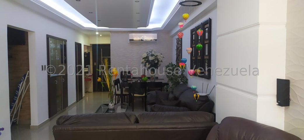 Apartamento Carabobo>Valencia>El Parral - Venta:58.000 Precio Referencial - codigo: 21-24984