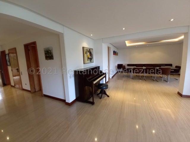Apartamento Distrito Metropolitano>Caracas>Altamira - Venta:420.000 Precio Referencial - codigo: 21-25270