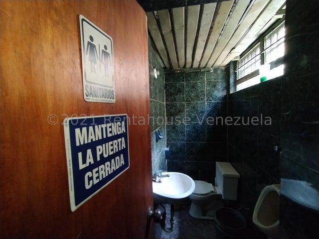 Local Comercial Distrito Metropolitano>Caracas>El Paraiso - Alquiler:725 Precio Referencial - codigo: 21-24972