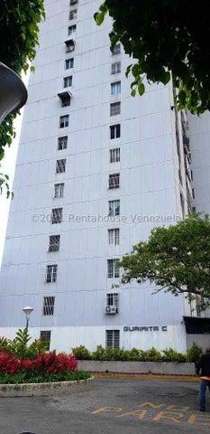 Apartamento Distrito Metropolitano>Caracas>La Trinidad - Venta:43.000 Precio Referencial - codigo: 21-25032