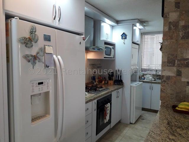 Apartamento Distrito Metropolitano>Caracas>El Encantado - Venta:48.000 Precio Referencial - codigo: 21-25185