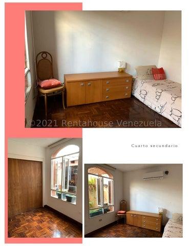 Apartamento Distrito Metropolitano>Caracas>La Tahona - Venta:185.000 Precio Referencial - codigo: 21-25205