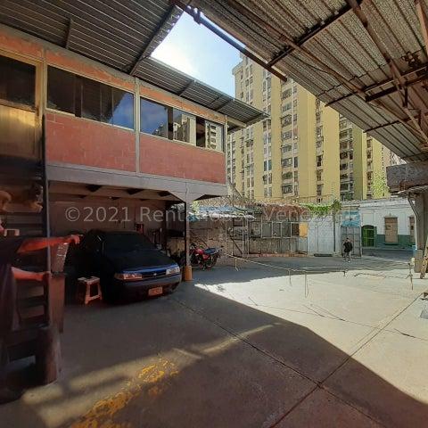 Terreno Distrito Metropolitano>Caracas>Parroquia San Juan - Venta:2.000.000 Precio Referencial - codigo: 21-25242