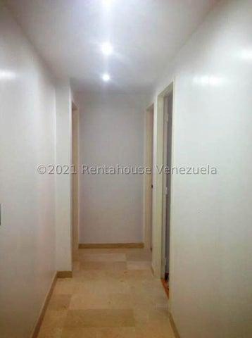 Apartamento Distrito Metropolitano>Caracas>El Encantado - Venta:45.000 Precio Referencial - codigo: 21-25278