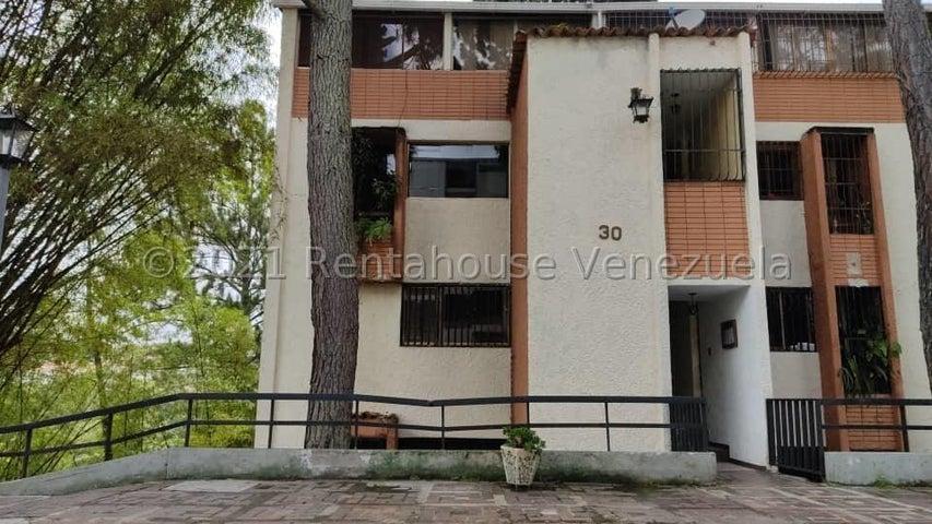 Townhouse Miranda>San Antonio de los Altos>Rosalito - Venta:65.000 Precio Referencial - codigo: 21-25224