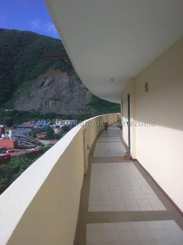 Apartamento Vargas>Parroquia Caraballeda>Caribe - Venta:19.000 Precio Referencial - codigo: 21-17451