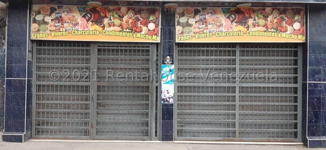 Local Comercial Aragua>Maracay>El Centro - Venta:280.000 Precio Referencial - codigo: 21-24759