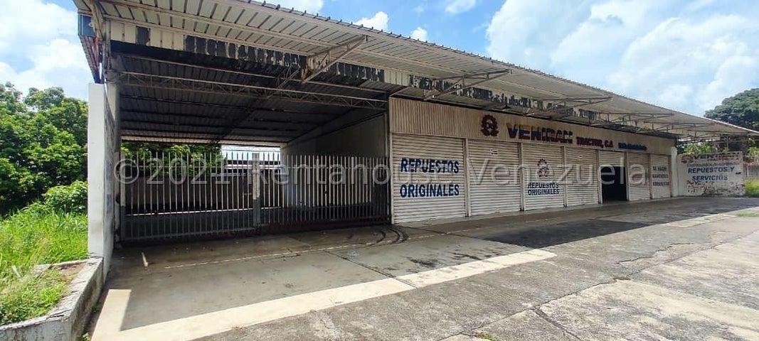 Galpon - Deposito Portuguesa>Acarigua>Centro - Venta:200.000 Precio Referencial - codigo: 21-25257