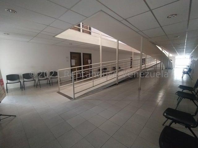 Oficina Lara>Cabudare>Centro - Alquiler:110 Precio Referencial - codigo: 21-25273