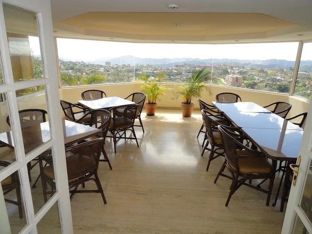 Apartamento Distrito Metropolitano>Caracas>El Hatillo - Venta:50.000 Precio Referencial - codigo: 21-25281