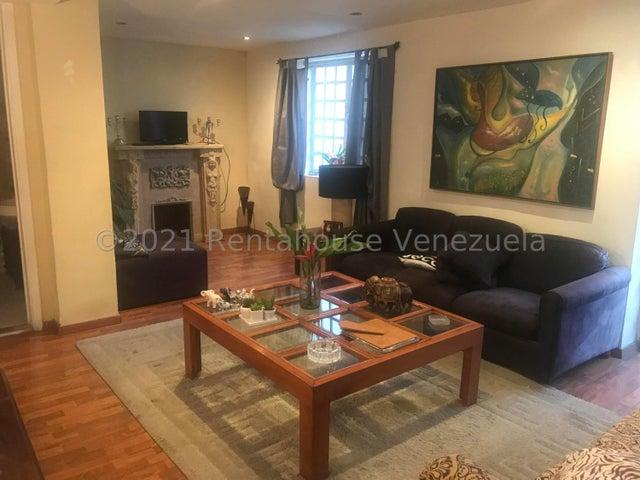Casa Distrito Metropolitano>Caracas>San Bernardino - Alquiler:2.000 Precio Referencial - codigo: 21-25298