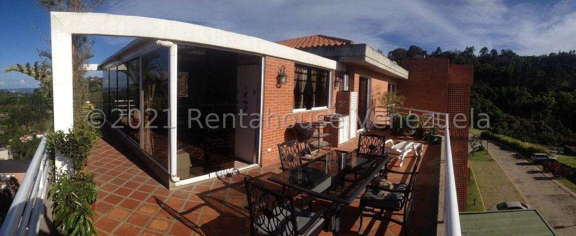 Apartamento Distrito Metropolitano>Caracas>Oripoto - Venta:210.000 Precio Referencial - codigo: 21-25329
