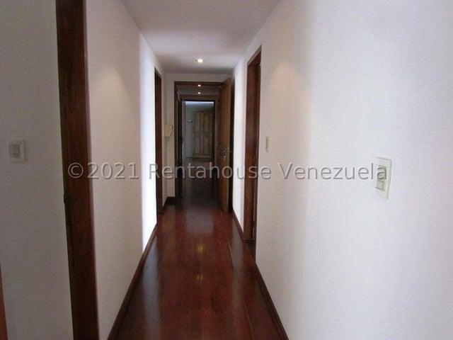 Apartamento Distrito Metropolitano>Caracas>Lomas de San Roman - Alquiler:2.800 Precio Referencial - codigo: 21-22267