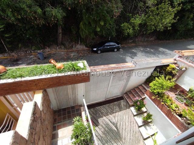 Casa Distrito Metropolitano>Caracas>Colinas de Santa Monica - Venta:200.000 Precio Referencial - codigo: 21-25608