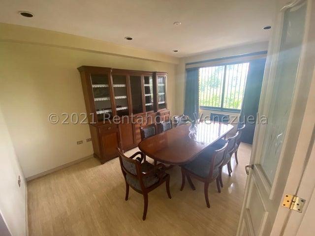 Apartamento Distrito Metropolitano>Caracas>La Castellana - Alquiler:1.800 Precio Referencial - codigo: 21-25802