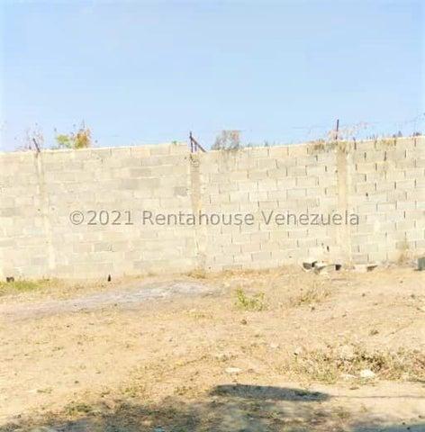 Terreno Lara>Cabudare>Parroquia Cabudare - Venta:3.500 Precio Referencial - codigo: 21-25935