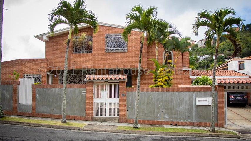 Casa Distrito Metropolitano>Caracas>La Boyera - Venta:420.000 Precio Referencial - codigo: 21-27608