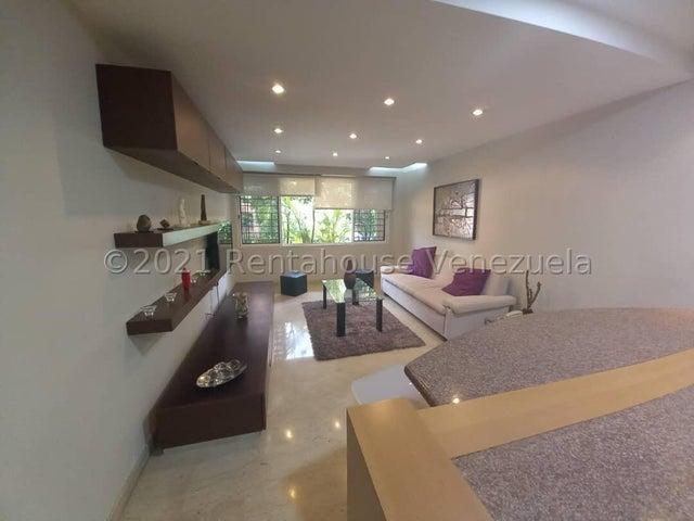 Apartamento Distrito Metropolitano>Caracas>Campo Alegre - Alquiler:1.000 Precio Referencial - codigo: 21-27082