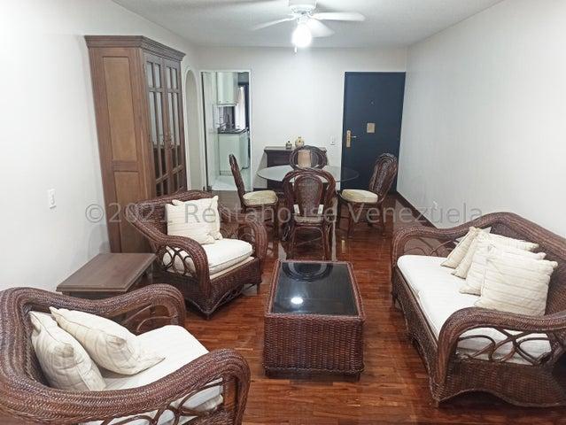 Apartamento Distrito Metropolitano>Caracas>El Rosal - Alquiler:700 Precio Referencial - codigo: 21-27452