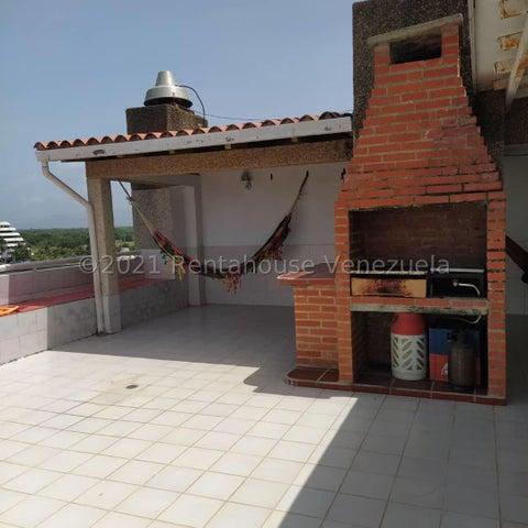 Apartamento Miranda>Rio Chico>Los Canales de Rio Chico - Venta:30.000 Precio Referencial - codigo: 21-27487