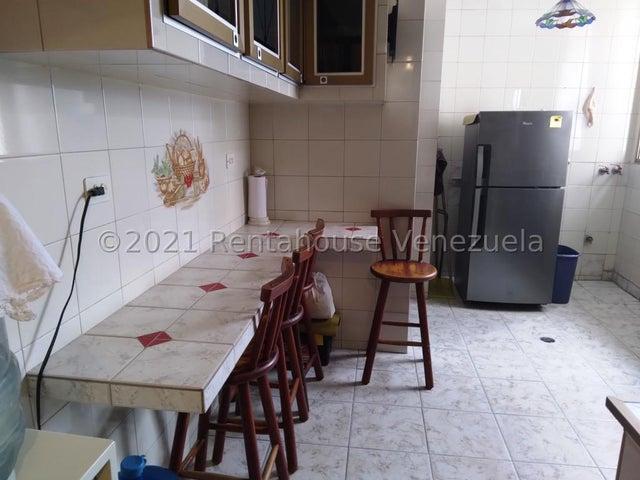 Apartamento Distrito Metropolitano>Caracas>Montalban II - Venta:45.000 Precio Referencial - codigo: 21-27591