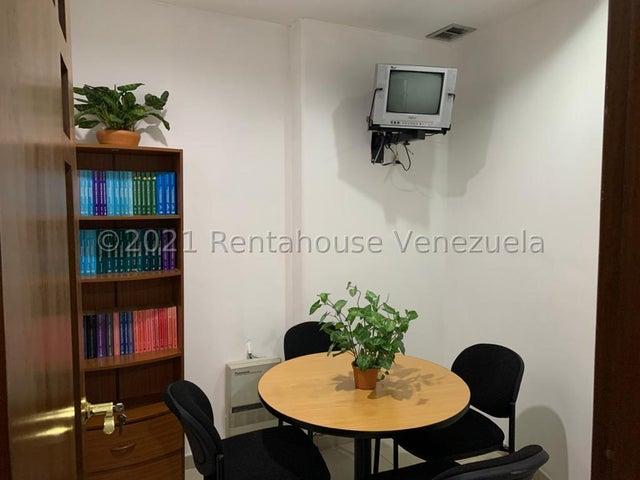Oficina Distrito Metropolitano>Caracas>El Recreo - Alquiler:800 Precio Referencial - codigo: 21-27572